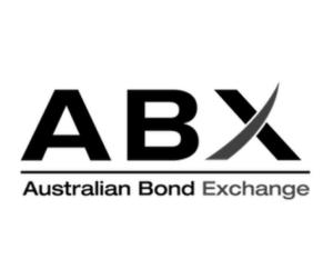 ABX Australian Bond Exchange logo in greyscale